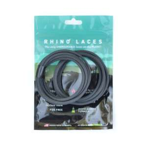Rhino Laces Black