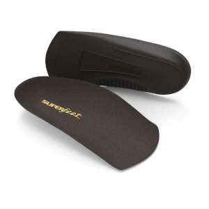 Superfeet Easyfit Mens Insoles Black