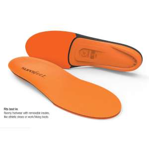 Superfeet Orange Insoles Orange