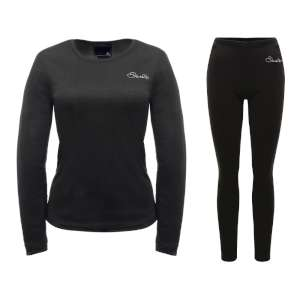 Dare2b W Insulate Base Layer Set Black