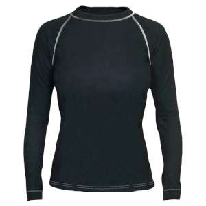 Manbi Women's Supatherm Top Black