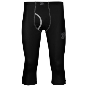 Manbi Mens Supatec Long Johns Black/Gr