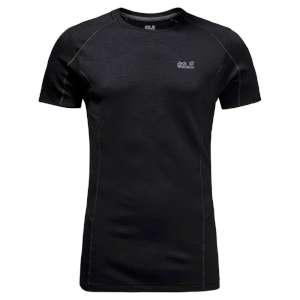 Jack Wolfskin Arctic T-Shirt Black