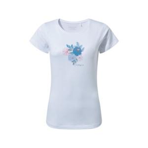 W Miri Short Sleeved T-Shirt Optic Whi