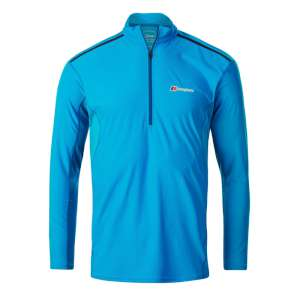 Berghaus Super Tech LS Zip Tee Adriati