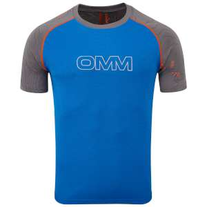 OMM Flow Tee Blue/Grey