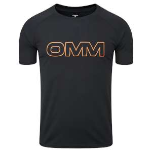OMM Trail Tee Short Sleeve Black