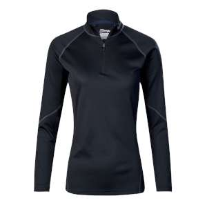 Berghaus Womens Tech Tess LS Zip Top B