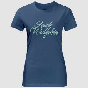 Jack Wolfskin Womens Brand TShirt Ocea