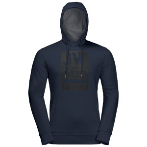 Jack Wolfskin 365 Hoody M Night blue