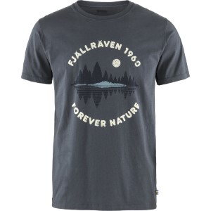 FjallRaven Forest Mirror T-Shirt Navy