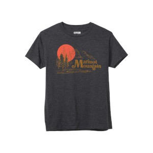 Marmot Redpoint Tee Charcoal
