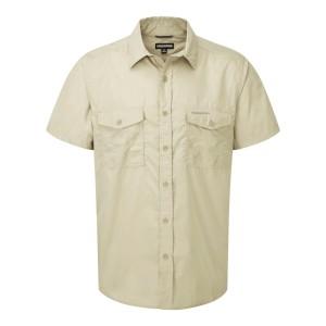 Craghoppers M Kiwi Short Sleeved Shirt