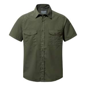 Craghoppers Kiwi Short Sleeve Shirt Ce