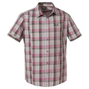 Jack Wolfskin Aberdeen Shirt Pink Pass