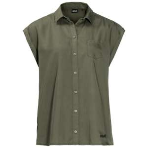 Jack Wolfskin Womens Mojave Shirt Wood
