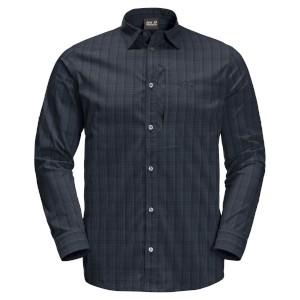 Jack-Wolfskin Rays Flex Shirt Night Bl