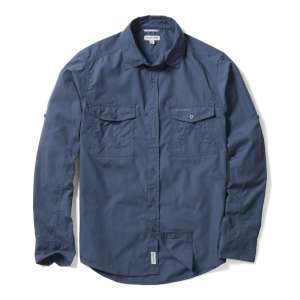 Craghoppers Kiwi Long Sleeve Shirt Fad