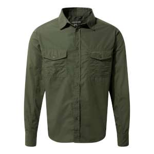 Craghoppers Kiwi Long Sleeve Shirt Ced
