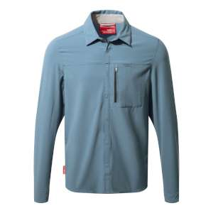 Craghoppers M Nosilife Pro LS Shirt Sm