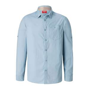 Craghoppers NosiLife Tatton Shirt Fogl