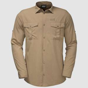 Jack Wolfskin Atacama Roll Up LS Shirt