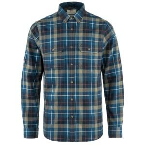 FjallRaven Singi Heavy Flannel Shirt N