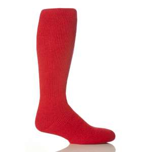 Heat Holders Long Leg Socks Red