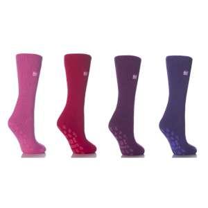 Heat Holders Women's Slipper Socks Ass