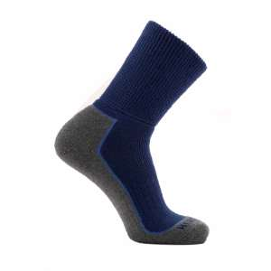 Horizon Deluxe Merino Hiker Socks Blue