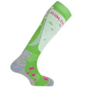 Salomon Womens Divine Ski Sock Granny