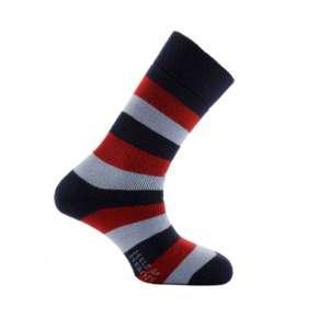 Help4heroes 2Pk Merino Socks Stripe