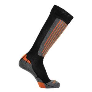 Horizon Carve Coolmax Ski Sock Black G