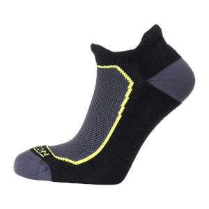 Horizon Premium Tab Low Cut Sock Black