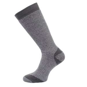 Regatta Mens Wellington Socks Seal Gre
