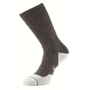 1000 Mile Fusion Walking Sock Charcoal