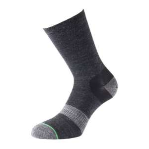 1000 Mile Approach Sock Charcoal
