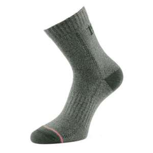 1000 Mile All Terrain Sock Charcoal