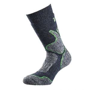 1000 Mile 4 Season Walk Sock Black/Gre