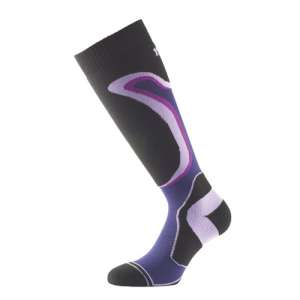 1000 Mile Snow Sports Sock Purple