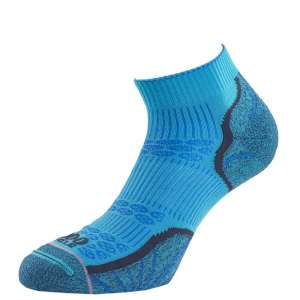 1000 Mile Breeze Lite Sock Marine