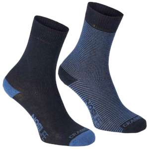 Craghoppers Womens NosiLife Socks 2PK