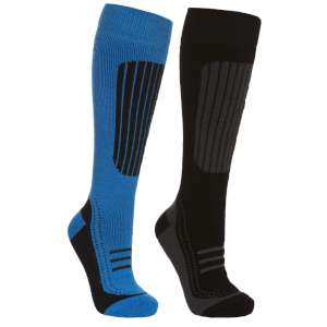 Trespass Langdon II Ski Socks 2 Pack B