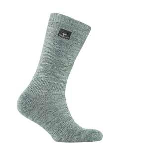 SealSkinz Waterproof Hiking Sock Beige