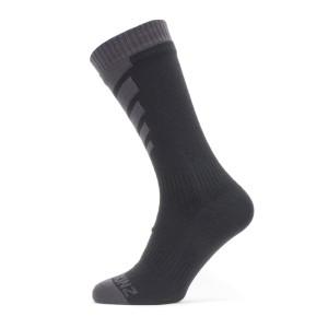 SealSkinz Waterproof Trekking Sock Gre