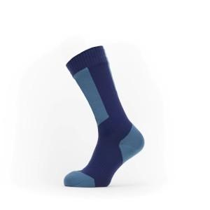 SealSkinz Mid Weight Knee Length Socks