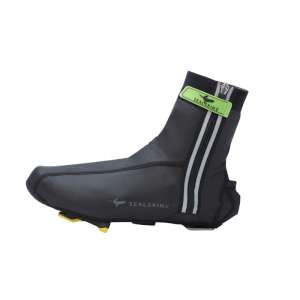 SealSkinz Lightweight Halo Overshoe Bl
