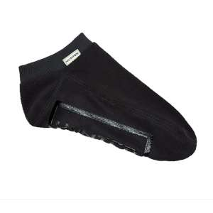 Hunter Field Boot Ankle Sock Black