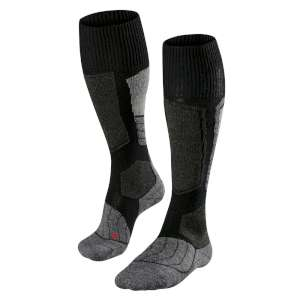 Falke Womens SK1 Ski Socks Black-Mix