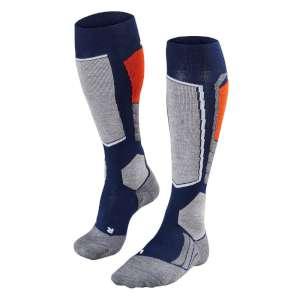 Falke Mens SK2 Ski Socks Marine